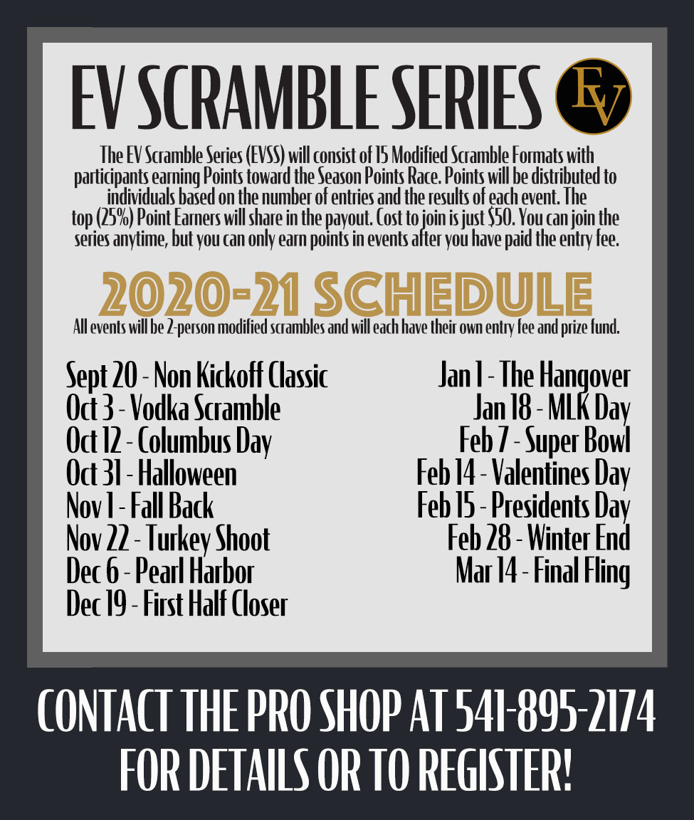 2020 EV Scramble Series